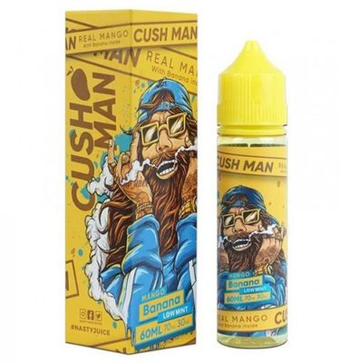 Mango Banana by Nasty Berry 60ml