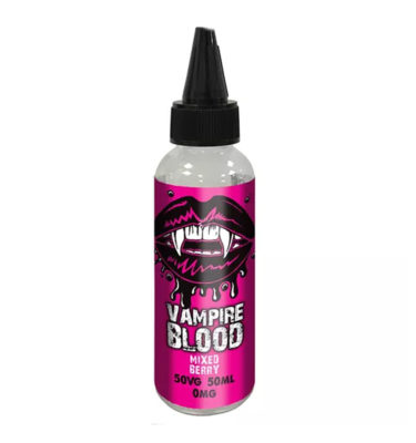Mixed Berry by Vampire Blood 50ml