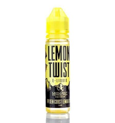 Golden Coast Lemon Bar by Lemon Twist 60ml