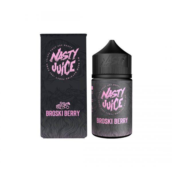 Broski Berry by Nasty Berry 60ml