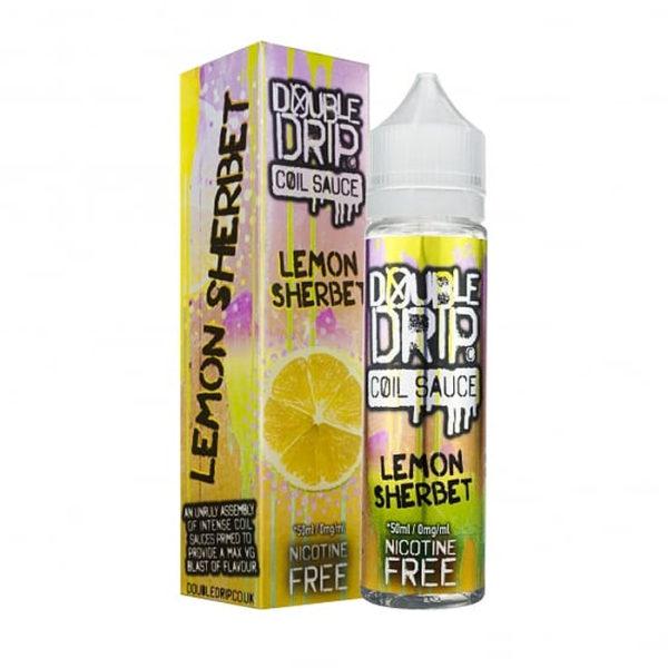 Lemon Sherbet by Double Drip50ml