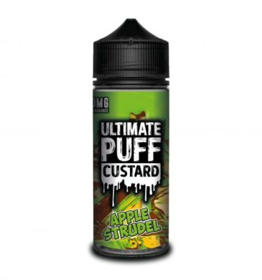 Apple Strudel by Ultimate Puff Custard 120ml