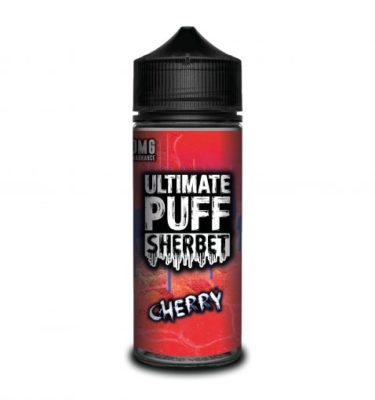 Cherry by Ultimate Puff Sherbet 120ml