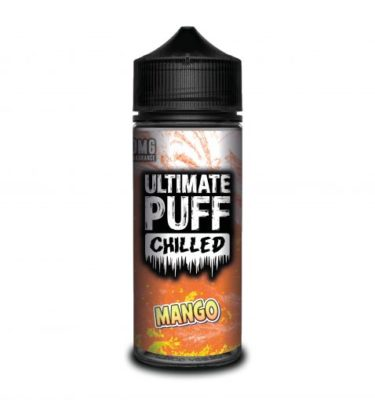 Mango by Ultimate Puff Chilled 120ml
