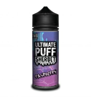 Raspberry by Ultimate Puff Sherbet 120ml