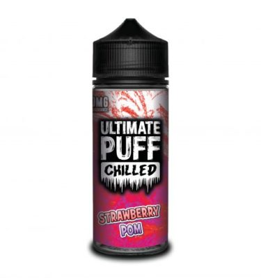 Strawberry POM by Ultimate Puff Chilled 120ml