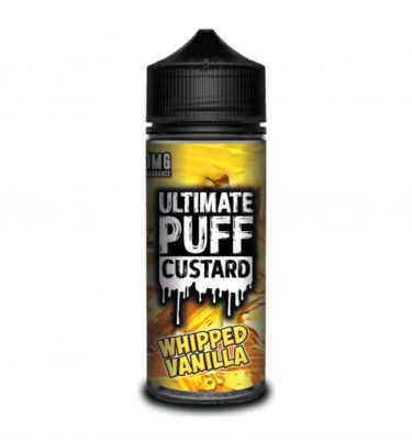 Whipped Vanilla by Ultimate Puff Custard 120ml