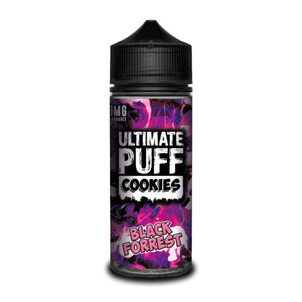 Black Forrest by Ultimate Puff Cookies 120ml