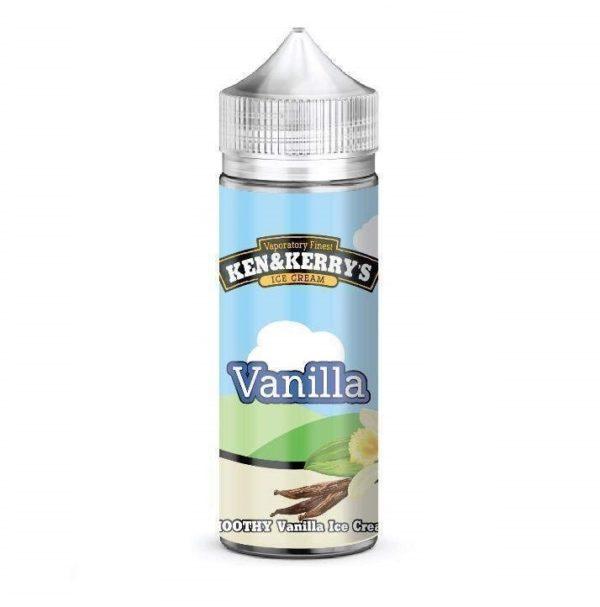 Creamy Vanilla by Ken & Kerry's 100ml