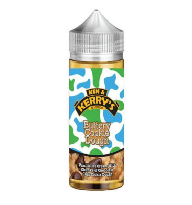 Buttery Cookie Dough by Ken & Kerry's 100ml