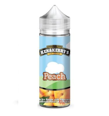 Sweet Peach by Ken & Kerry's 100ml