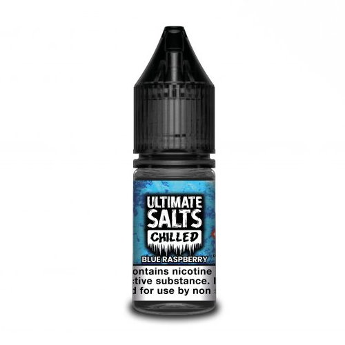 Blue Raspberry by Ultimate Salts Chilled (10x10ml)