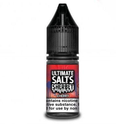 Cherry by Ultimate Salts Sherbet (10x10ml)