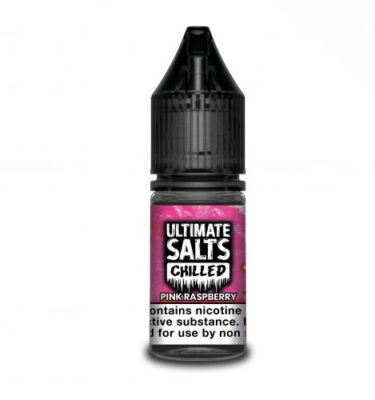 Pink Raspberry  by Ultimate Salts Chilled (10x10ml)