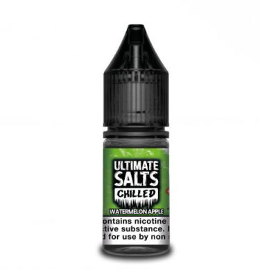 Watermelon Apple by Ultimate Salts Chilled (10x10ml)