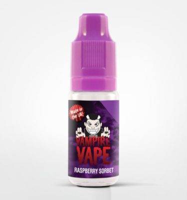 Raspberry Sorbet by Vampire Vape (20x10ml)
