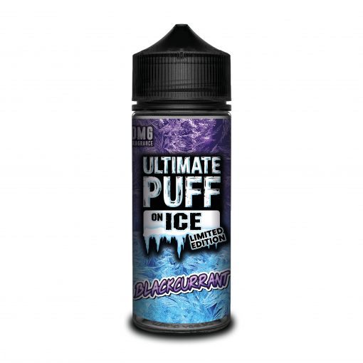 Blackcurrant by Ultimate Puff on Ice 120ml