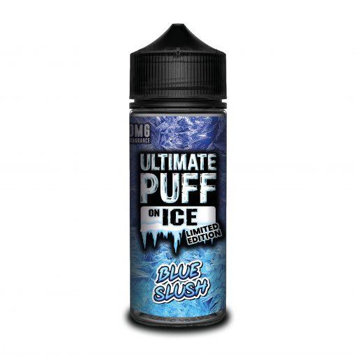 Blue Slush by Ultimate Puff on Ice 120ml
