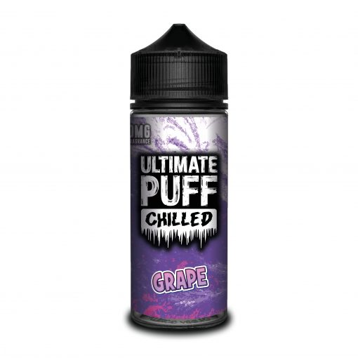 Grape by Ultimate Puff Chilled 120ml