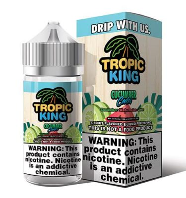 Cucumber Cooler by Tropic King 100ml
