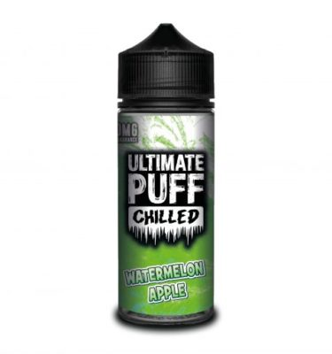 Watermelon Apple Ultimate Puff Chilled 100ml