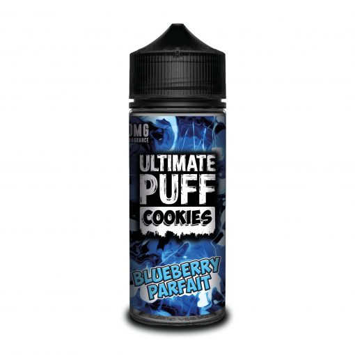 Blueberry Parfait by Ultimate Puff Cookies 120ml