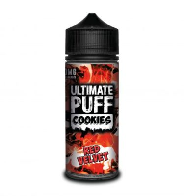Red Velvet by Ultimate Puff Cookies 120ml