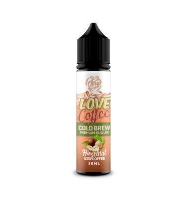Hazelnut Iced Coffee by Love Coffee 50ml