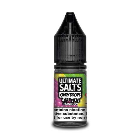 Rainbow by Ultimate Salts Candy (Pack of 10)
