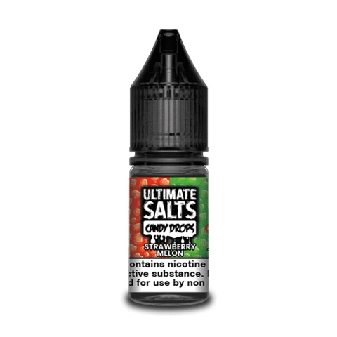 Strawberry Melon by Ultimate Salts Candy (Pack of 10)