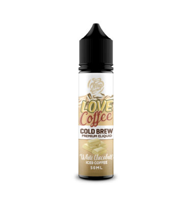 White Chocolate Iced Coffee by Love Coffee 50ml