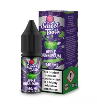 Apple Bubble by Sweet Tooth Salts 20mg