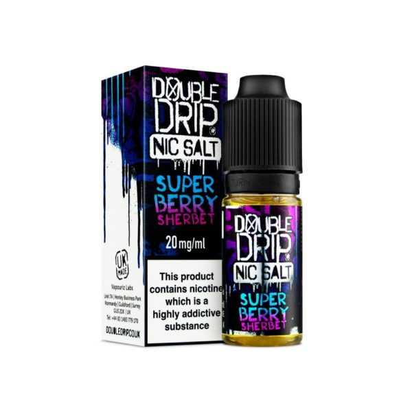 Double Drip Super Berry