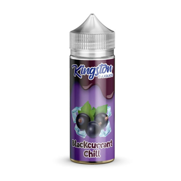 Blackcurrant Chill by Kingston 100ml