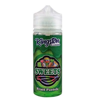 Fruit Pastilles by Kingston 100ml