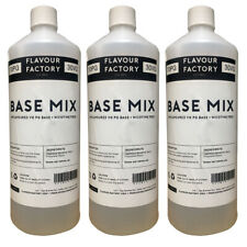 Base Mix By Flavour Factory 70PG/30PG