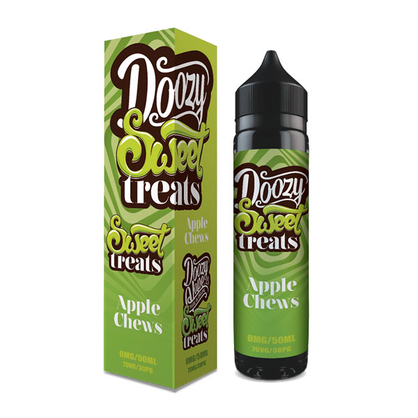 Apple Chews Extreme Sour Apple Chews. Set your taste buds alight with this memorable sweet and sour tingle of crisp Green Apples.