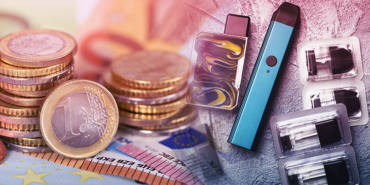 EU to Tax Your Vapes like Tobacco