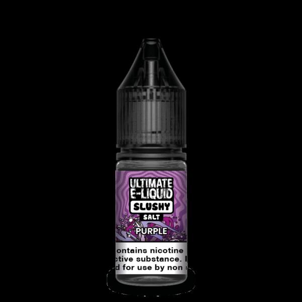 Purple Slushy by Ultimate Salts Slush (Pack Of 10)