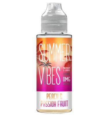 Peach & Passion fruit