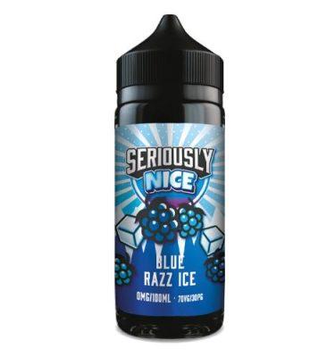 Blue Razz Ice by Seriously Nice 100ml