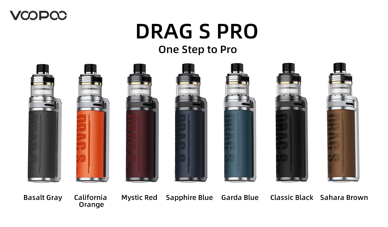 Voopoo Drag S Pro Kit