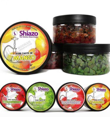 Shiazo Shisha Steam Stones